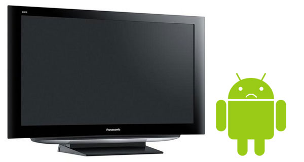 Panasonic e Android
