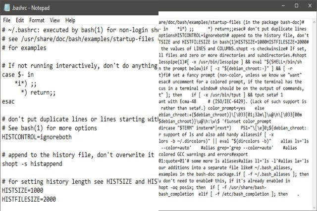 Após 33 anos Notepad para Windows já suporta quebra de linha de Unix, Linux e macOS